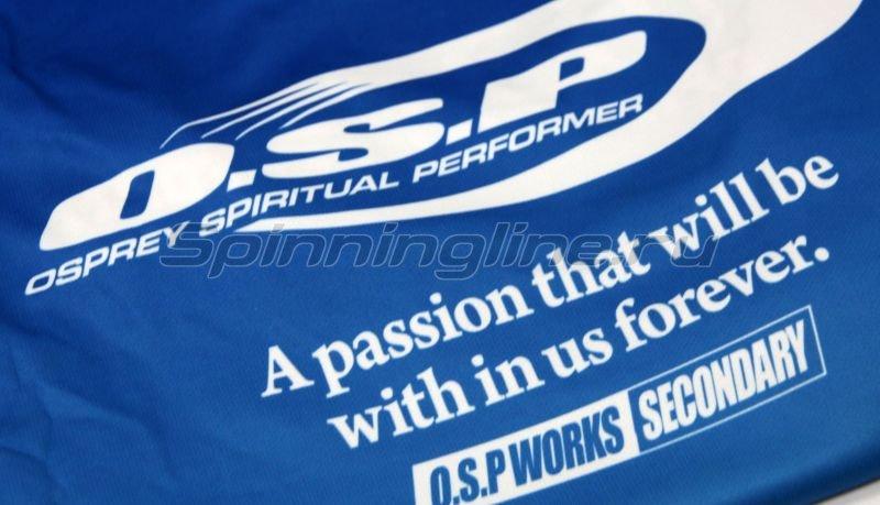 Толстовка O.S.P Hooded Long Sleeve T-Shirts Blue M -  5