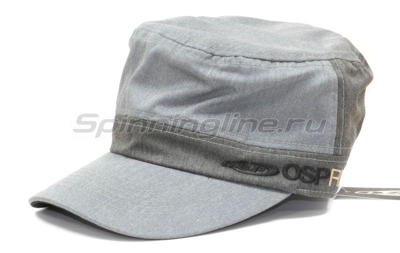 Кепка O.S.P Work Cap Charcoal -  1
