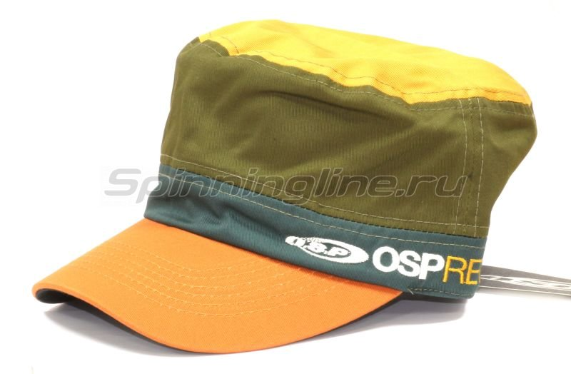 Кепка O.S.P Work Cap Orange Khaki - фотография 1