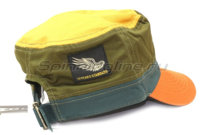 Кепка O.S.P Work Cap Orange Khaki - фотография 2