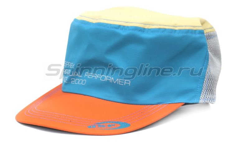 Кепка O.S.P Work Mesh Cap Turquoise/Orange - фотография 1