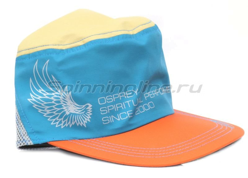 Кепка O.S.P Work Mesh Cap Turquoise/Orange - фотография 4