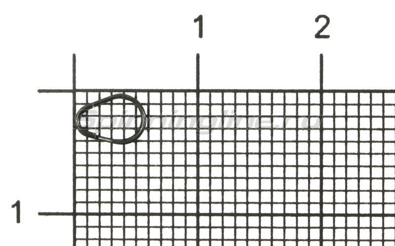 Hitfish - Кольца заводные Egg Split Ring №00 - фотография 1