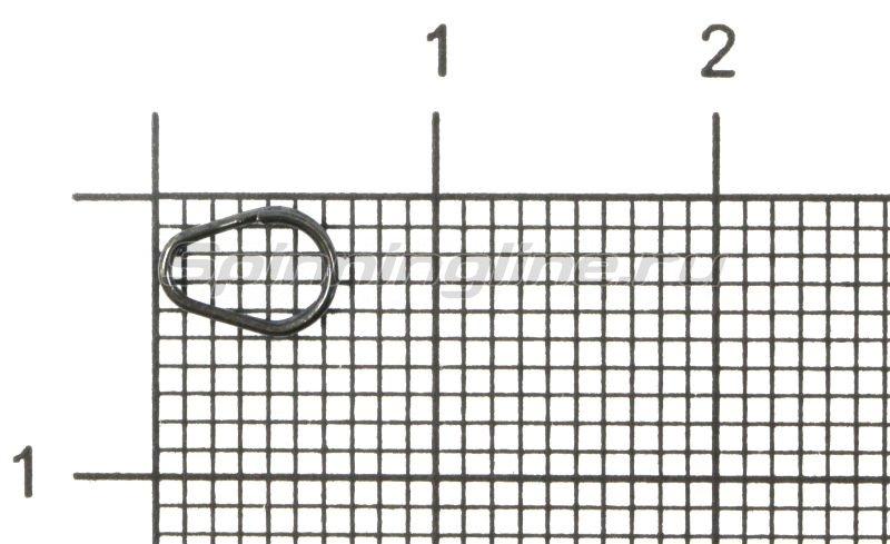 Кольца заводные Egg Split Ring №1 -  1