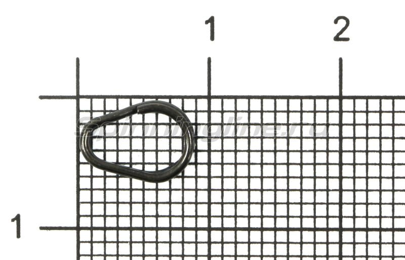 Hitfish - Кольца заводные Egg Split Ring №3 - фотография 1