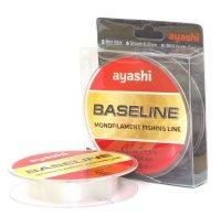 Леска Ayashi Baseline 150м 0,128мм