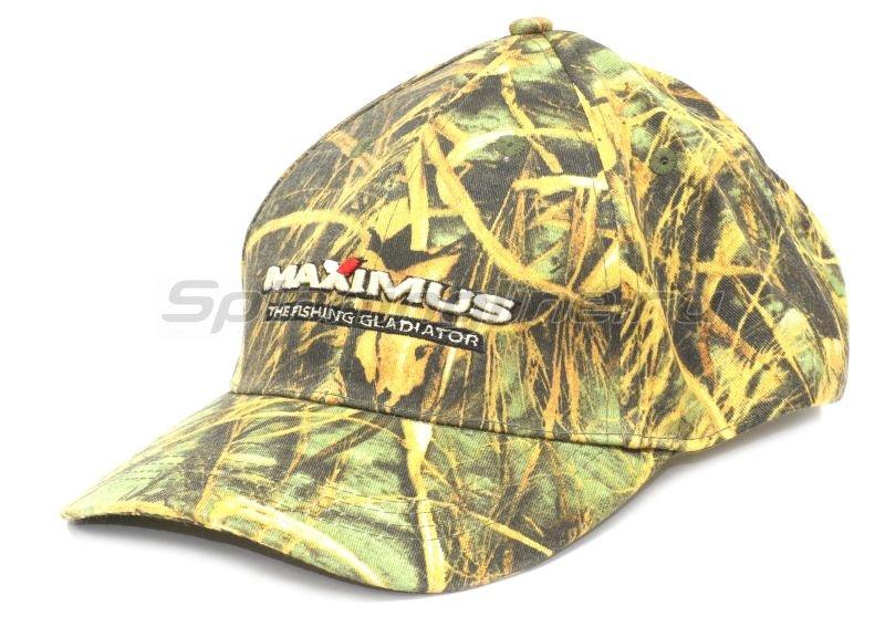 Кепка Maximus камуфляж - фотография 1