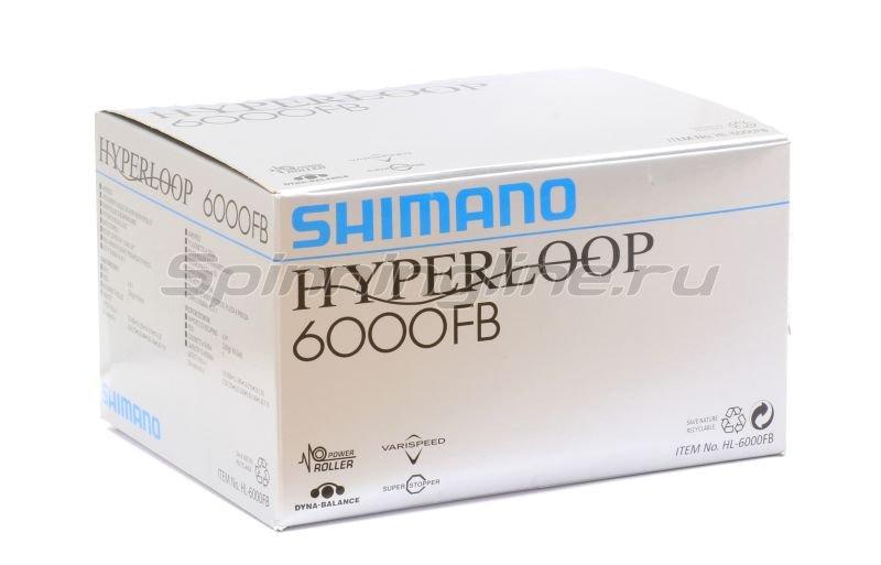 Shimano - Катушка Hyperloop 6000 FB - фотография 5