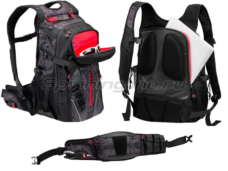 Рюкзак Rapala Urban BackPack -  2