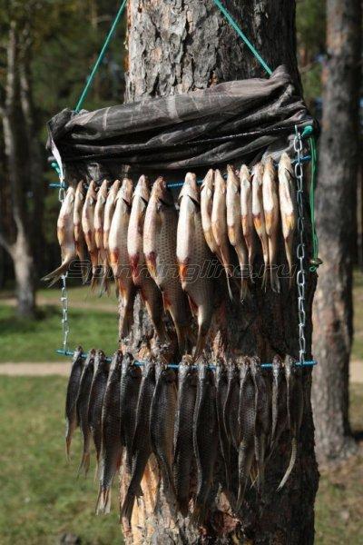 """""""А я дикарем"""" - Сушилка для рыбы Штырь-2 - фотография 2"""