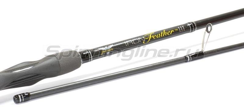 Fenwick - Спиннинг Ironfeather 702UL Micro Jig - фотография 2