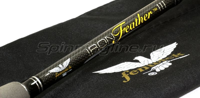 Fenwick - Спиннинг Ironfeather 702L Twich - фотография 8
