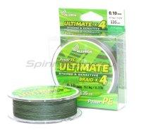 Шнур Ultimate 135м 0,14мм dark green