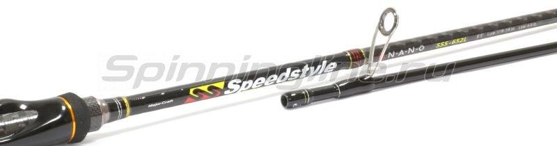 Major Craft - Спиннинг Speedstyle 652L - фотография 3