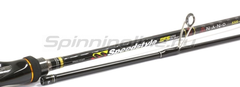 Major Craft - Спиннинг Speedstyle S682L/SFS - фотография 3