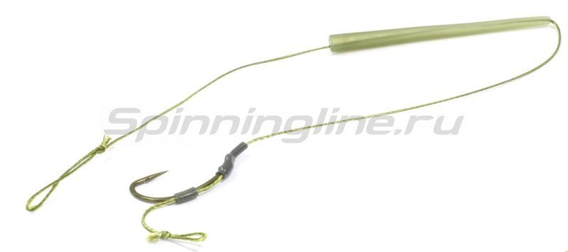 Поводок Carpe Diem Trickster Heavy 25lb 20см №6 green mugga -  1