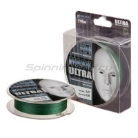 Шнур Mask Ultra X4 Green 110м 0,18мм