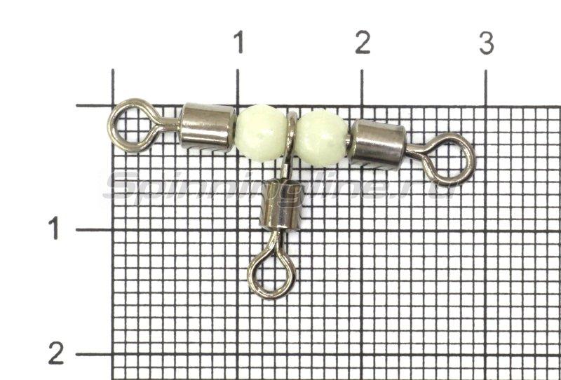 Вертлюг тройной ST-1027 03х04 -  1