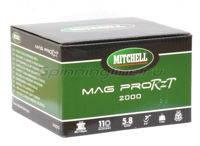 Mitchell - Катушка Mag Pro RZT 2000 - фотография 8