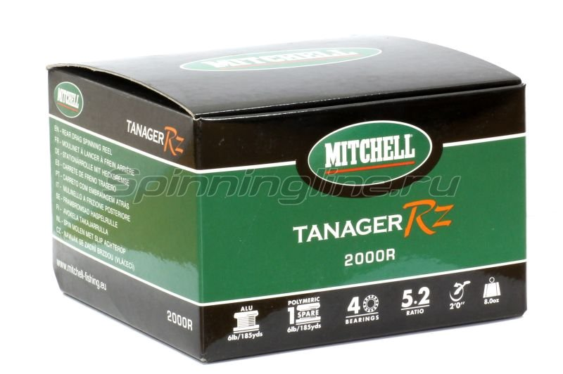 Mitchell - Катушка Tanager RZ 4000 RD - фотография 8