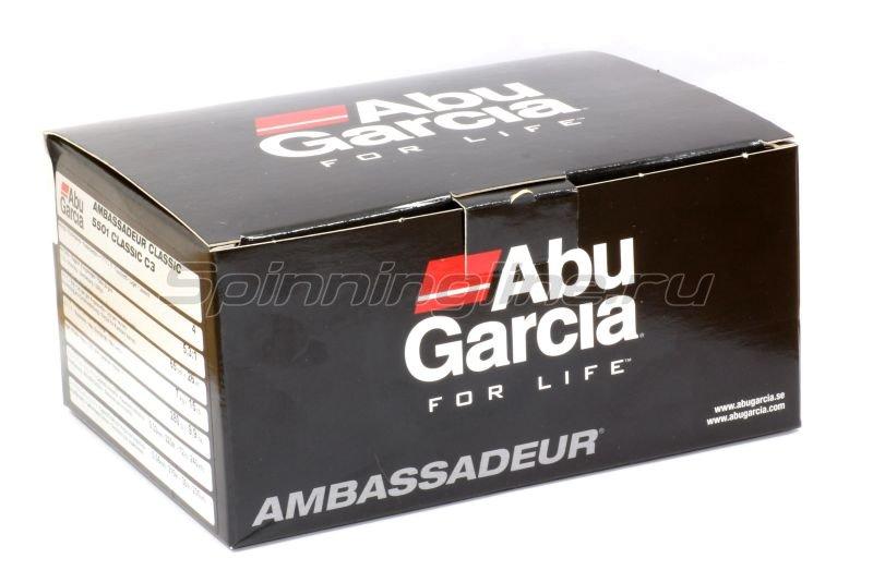 Abu Garcia - Катушка Ambassadeur 5501 C3 LEFT - фотография 5