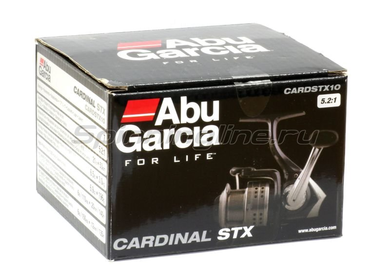 Катушка Abu Garcia Cardinal STX 30 FD -  8