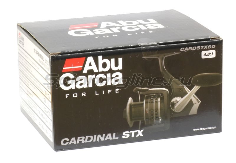 Abu Garcia - Катушка Cardinal STX 60 FD - фотография 7