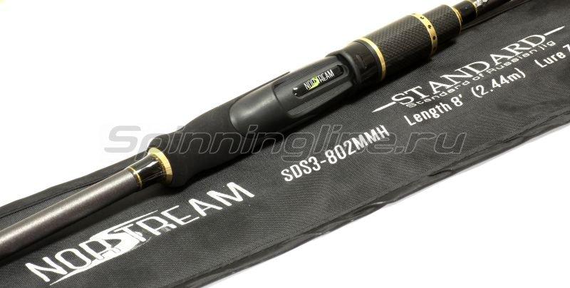 Norstream - Спиннинг Standard 802H - фотография 10