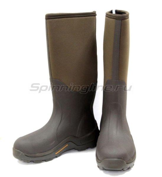 Muck Boots - Сапоги Wetland 11 44/45 Bark - фотография 1
