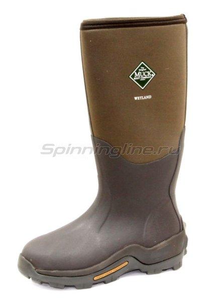 Muck Boots - Сапоги Wetland 11 44/45 Bark - фотография 2