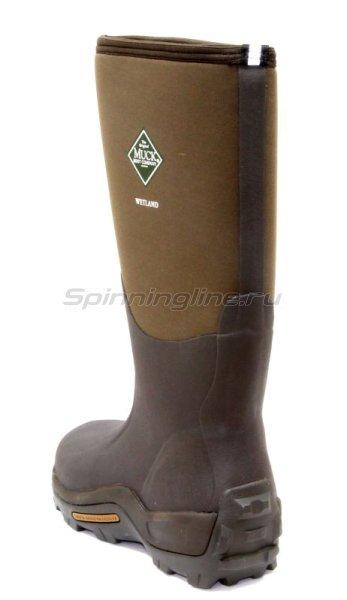 Muck Boots - Сапоги Wetland 11 44/45 Bark - фотография 3