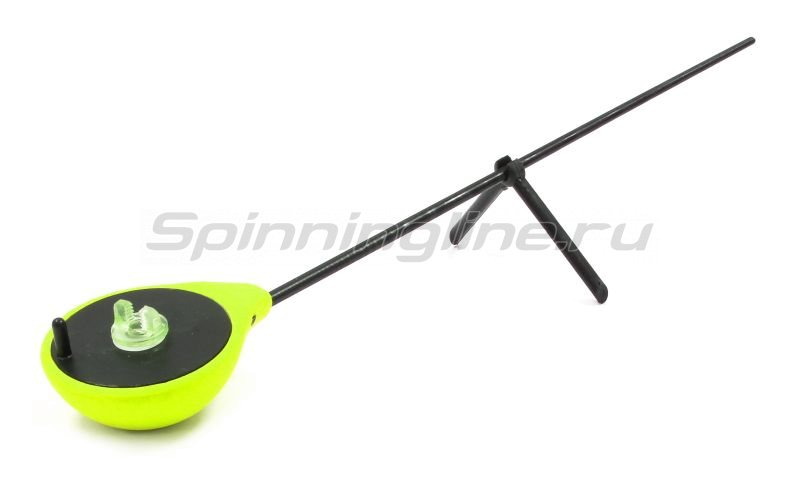 Salmo - Удочка-балалайка Handy Ice Rod 24,3см желтая - фотография 1