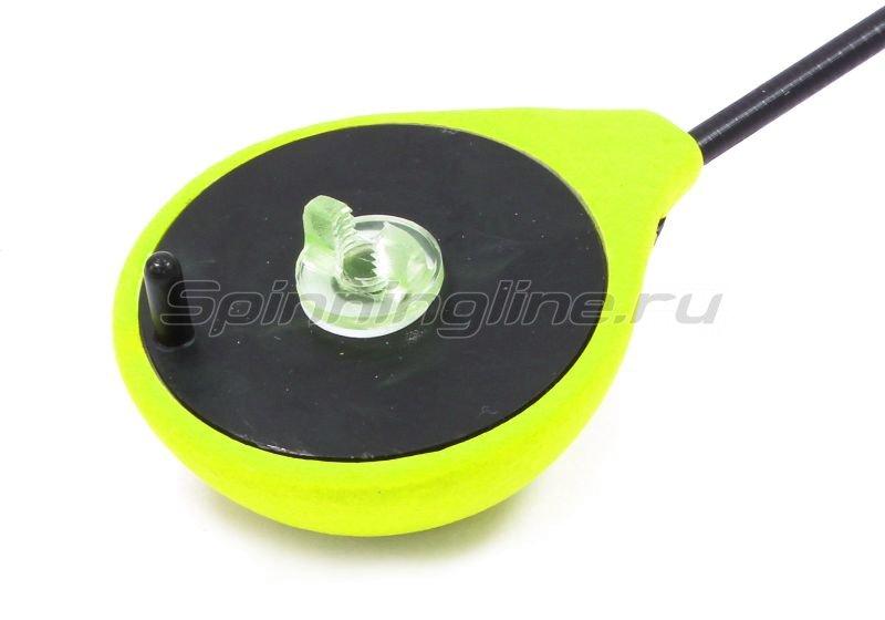 Salmo - Удочка-балалайка Handy Ice Rod 24,3см желтая - фотография 2