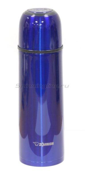 Термос Zojirushi SV-GR35 AA 0.35л синий -  1