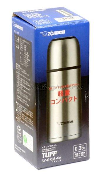 Термос Zojirushi SV-GR50 XA 0.5л стальной - фотография 4