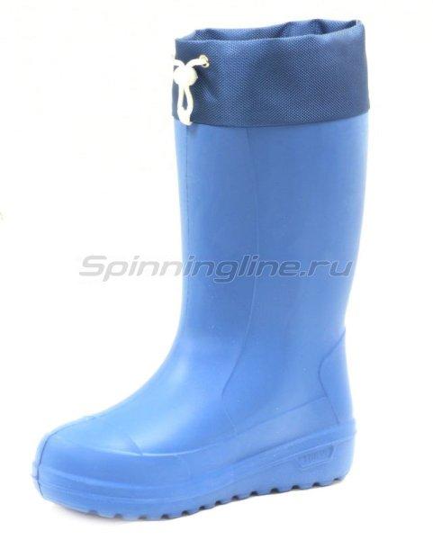 Сапоги Онега 36 синий -  2