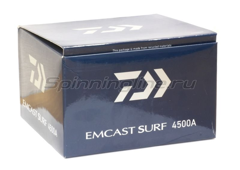 Daiwa - Катушка Emcast Surf 4500 A - фотография 7
