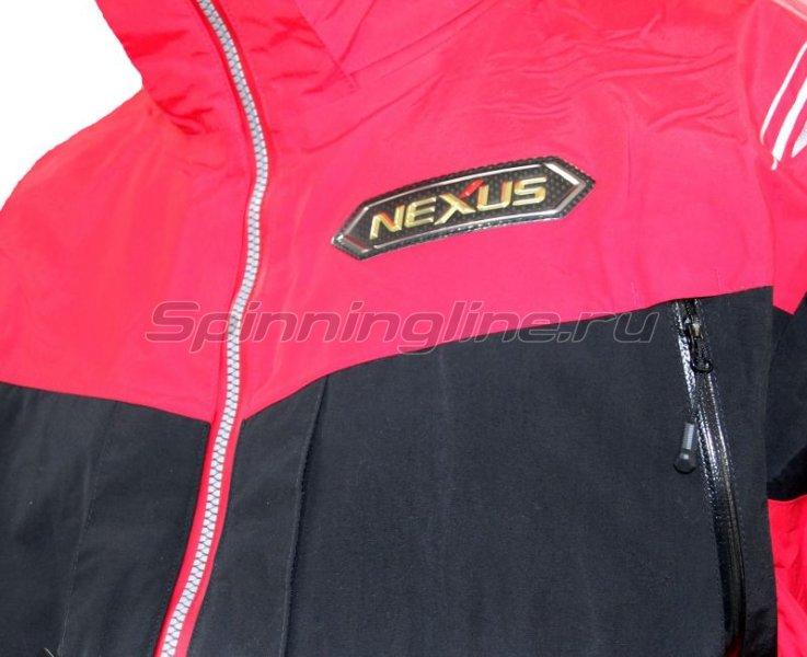 Костюм Shimano DS Rain Suit RA118N XXXL красный -  3
