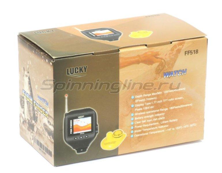 Эхолот Lucky FF518 -  9
