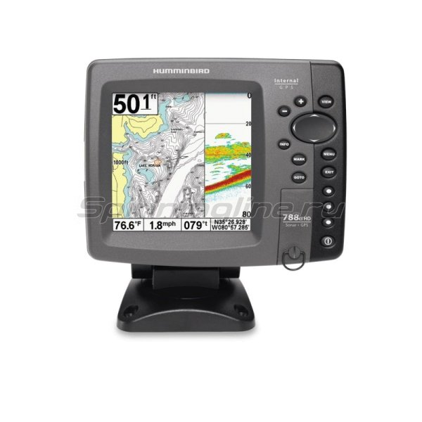 Эхолот Humminbird 788cxi HD Combo - фотография 1