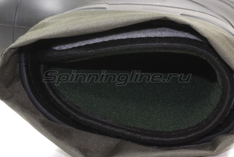 Сапоги Torvi T -45С 42 черный тканевый вкладыш - фотография 7
