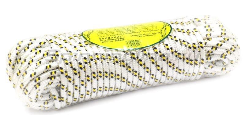 Шнур якорный плетеный ПЭ 8мм 30м -  1