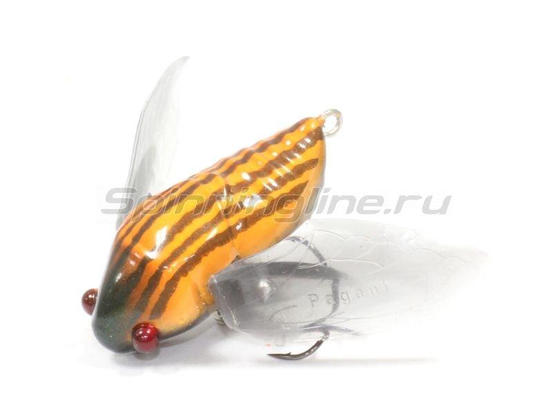 Воблер Tiny Siglett megabass akasuji -  1