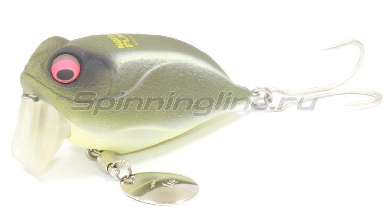 Megabass - Воблер Noisy Cat Flipper mat glow gama - фотография 1
