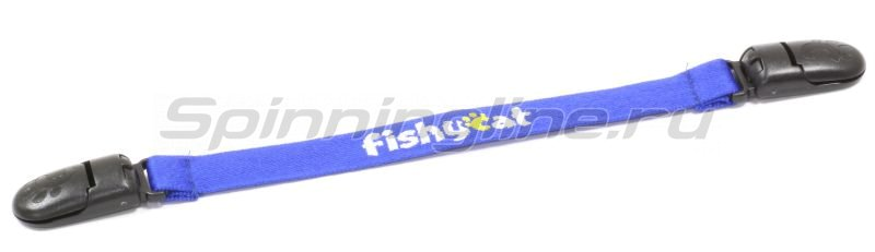 Страховка для кепки Fishycat Cap Strap Blue -  1