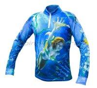 Футболка с длинным рукавом Mermaid T-Shirt XXL