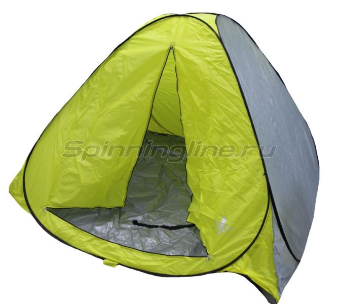 Палатка зимняя SWD с дном на молнии -  1