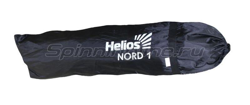 Палатка зимняя Helios Nord 1 -  2