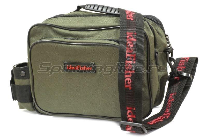IdeaFisher - Cумка с держателем удилища Stakan Коробасс - фотография 1