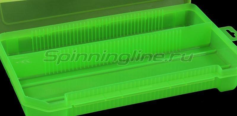 Коробка Три Кита КДП-4 зеленая -  3
